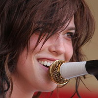 Lzzy Hale of Halestorm by Jim Messer